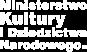 Ministerstwo Kutury i Dziedzictwa Narodowego - logo