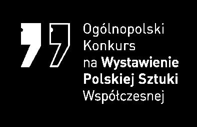 Ogólnopolski Konkurs na wystawienie Polskiej Sztuki Współczesnej - 25. edycja (2018/19)